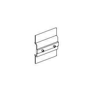 Pièce de raccordement métallique (avec vis de blocage 6 pans)