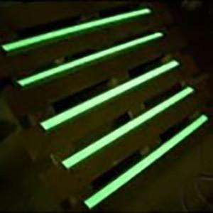 Nez de marche photoluminescent: