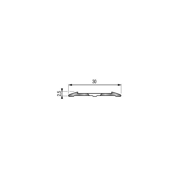 Profilé antidérapant 5T