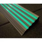 Nez de Marche aluminium photoluminescent LUXE ANTHRACITE