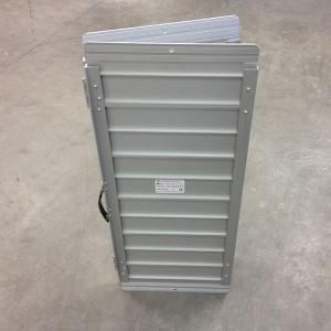 Rampe mobile aluminium MOOV