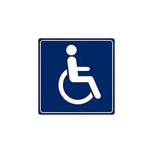 Picto et Panneaux visuels: Signalétique handicapé - Signalisation évacuation et secours